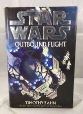 Star Wars Outbound Flight Timothy Zahn 1st Edition 2006 Very Good Cond