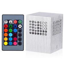 3W Wandlampe Wandleuchte Effektlicht RGB LED Deckenleuchte mit Fernbedienung