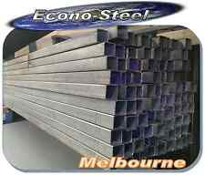 STEEL Galvanised RHS 30x30x1.6mm, 8mt long Seconds, lots more, see below.