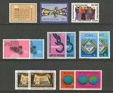 UN-New York #291-303, 1978 Annual Set, Unused NH