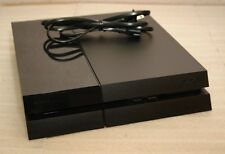 Sony PlayStation 4 PS4 Playstation4 500GB PS 4 Black Gaming Console