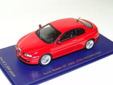 ALFA ROMEO GT 2000 JTDS PROGRESSION 2007 ROSSO Edizione limitata  1:43 M4