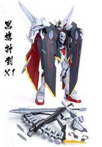 Metal Build Style 1/100 Custom Barbatos X CrossBone by Devil Hunter Pre-Order