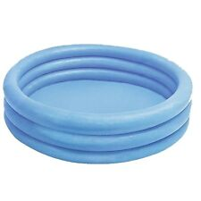 """Intex Crystal Blue Inflatable Pool 45 x 10"""" Repair Patch Included Kiddie Pools"""