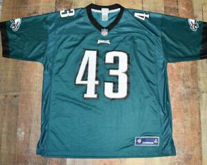 Philadelphia Eagles NFL Pro Line Jersey Darren Sproles Men XL #43 EUC-----B57