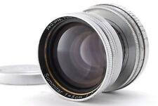 [B- Good] Leica Summitar 5cm 50mm f/2 Lens LTM L39 Screw Mount From JAPAN Y4061