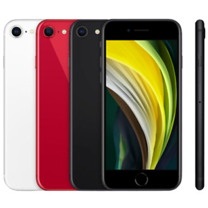 Apple  iPhone SE 2nd Generation 64GB Unlocked Verizon T-Mobile AT&T A2275 SE2