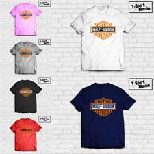 T-Shirt Motor Harley Davidson Moto Motorcyclist Maglia Maglietta T Shirt Regalo