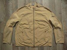 JAGER Women's Beige Khaki Light Jacket Sz: UK 14 / USA 12  Zipper - riri !