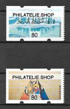 Österreich ATM Mi.Nr. 56-57** (2018) postfrisch/Weihnachten (PHILATELIE.SHOP)