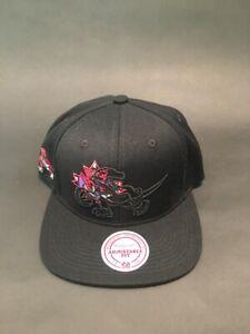Toronto Raptors Canada Day Black Hat