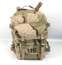 US Army MOLLE 2 Assault Pack DCU Desert Camo 3 color Military USGI EXC