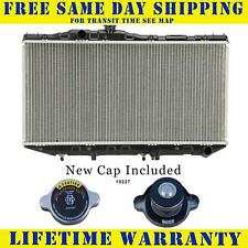 Radiator With Cap For Toyota Fits Camry 2.0 L4 4Cyl 870WC