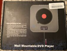 New listing Wall Mountable Hdmi Dvd Player Speaker With Remote Control Fast Free Shipping