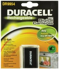Duracell Sony NP-FW50 Replacement Rechargable Camera Battery DR9954 New UK