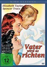 DVD EIN GESCHENK DES HIMMELS # Spencer Tracy, Elizabeth Taylor ++NEU