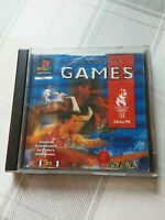 Olympic Games - PS1 (Sony Playstation 1) Complete (NO COVER ART)