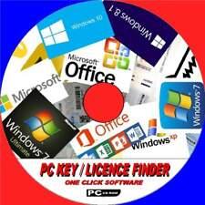 Trouver votre logiciel PC licence clés, Windows XP Vista 7 8 & 10, office & More CD