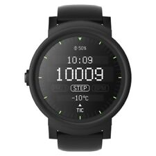 "Ticwatch E Smartwatch 1.4"" OLED Android Wear 2.0 For IOS Android - Shadow Black"