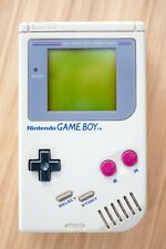 NINTENDO GAME BOY ORIGINAL CLASICA CLASSIC DMG-01.