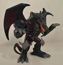 "1996 Black B. Skull Dragon 6"" Mattel Kazuki Takahashi Action Figure Yu-Gi-Oh"