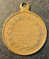 President Of The Universal Exposition Paris Token Medal 1867 MP 173