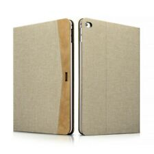 Folio Case IPAD Air 2 in Fabric and Leather Series Scholarship Grey