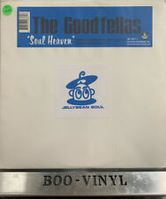 "The Goodfellas - Soul Heaven. 12"" house vinyl Nr Mint Con"