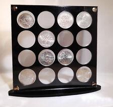 présentoir pour monnaies de prestige PERSONNALISABLE !