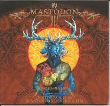 PROMO CD IRON MAIDEN Dream Theater MEGADETH Motorhead MASTODON Gwar Motorhead