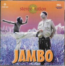 JAMBO - STERO NATION -  NEW BHANGRA CD - FREE UK POST