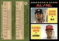 2020 TOPPS HERITAGE BASEBALL ( 1-200) U-PICK COMPLETE YOUR SET FREE SHIPPING!!