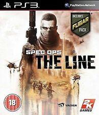 Spec Ops: The Line   PS3   Excelente y rápido despacho