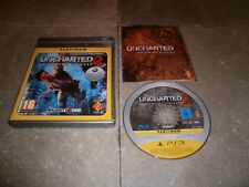JEU PS3 PAL Ver. Française: UNCHARTED 2: AMONG THIEVES - Complet TBE