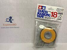 (OB) Tamiya 87033 Masking Tape 18mm x 18m in Dispenser Tool Hobby  US Seller USA