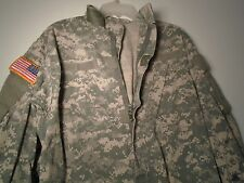 GENUINE US ARMY COMBAT UNIFORM ACU COAT 2010 UNIVERSAL CAMO MEDIUM REGULAR V-9