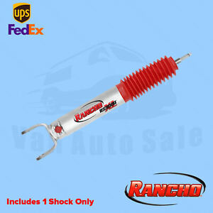 """RS9000XL Rancho 4"""" lift Front Shock for 2006-2009 Hummer H3"""