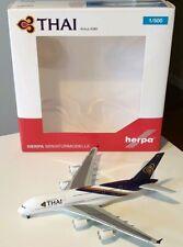 HERPA WINGS 1:500 Thai Airways Airbus A380 HS-TUD 502306-004