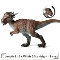 Stygimoloch Pachycephalosaurus Figure Dinosaur Model Toy Collector Decor Gift