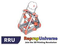 MendelMax 1.5 Reprap 3D Drucker Frame Bausatz - 3D Printer - DIY - Set - Selbst