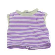 unique handmade top T shirt clothes for 18inch American girl doll N87