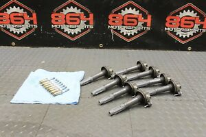 2016 FORD MUSTANG SHELBY GT350 IGNITIOIN COIL PACK PLUGS 5.2L V8 13K MILES #40