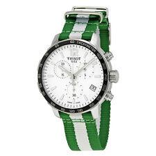 Tissot Quickster Boston Celtics Chronograph Mens Watch T0954171703717