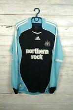 Newcastle United Jersey 2006 2007 Third M Long Sleeve Shirt Adidas Football