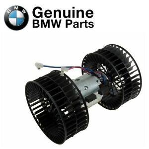 For Blower Motor Assembly Genuine BMW E38 740i 740iL 750iL