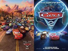 arabic cartoon dvd CARS 2 2011 CARTOON كارتون السيارات الجزء الثاني ENGLISH SUBT
