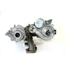 NEU Turbolader Lader Biturbo Opel Saab 2.0 CDTI 55562590 849558 A20DTR Original
