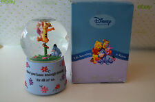Winnie the Pooh Westland Giftware: Life According to Eeyore Musical Snow Globe