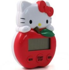 Hello Kitty rouge Minuteur Cuisine