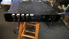 TOA 900 Series Mixer II Amplifier A-906MK2 Pulled From Working System Fair Cond